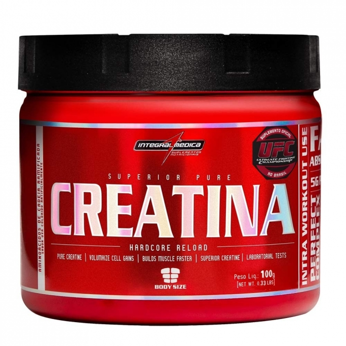 CREATINA RELOAD (100G) - INTEGRAL MEDICA
