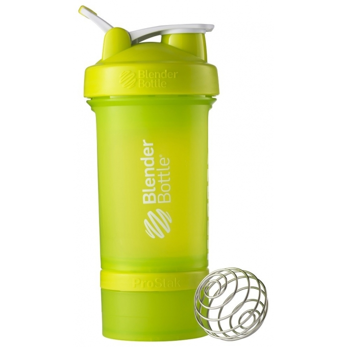 BLENDER BOTTLE PROSTAK FULLCOLOR VERDE