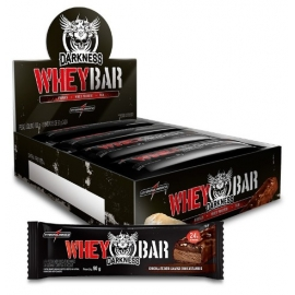 DARKNESS WHEY BAR CAIXA