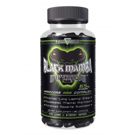 BLACK MAMBA HYPERRUSH (90 CAPS) - INNOVATIVE LABORATORIES