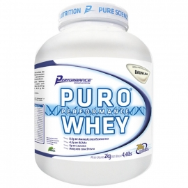 c3c578e4e PURO WHEY (2KG) - PERFORMANCE NUTRITION