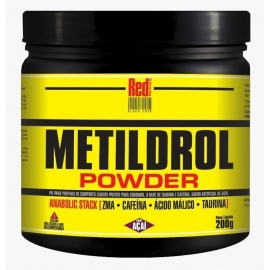 METILDROL POWDER (200G) - RED SERIES