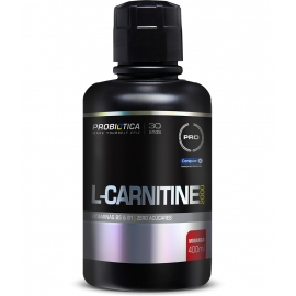 L- CARNITINE 2000MG (400ML) - PROBIÓTICA