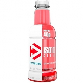 ISO 100 DRINK FRUTAS 40G PROTEINA (591ML) - DYMATIZE