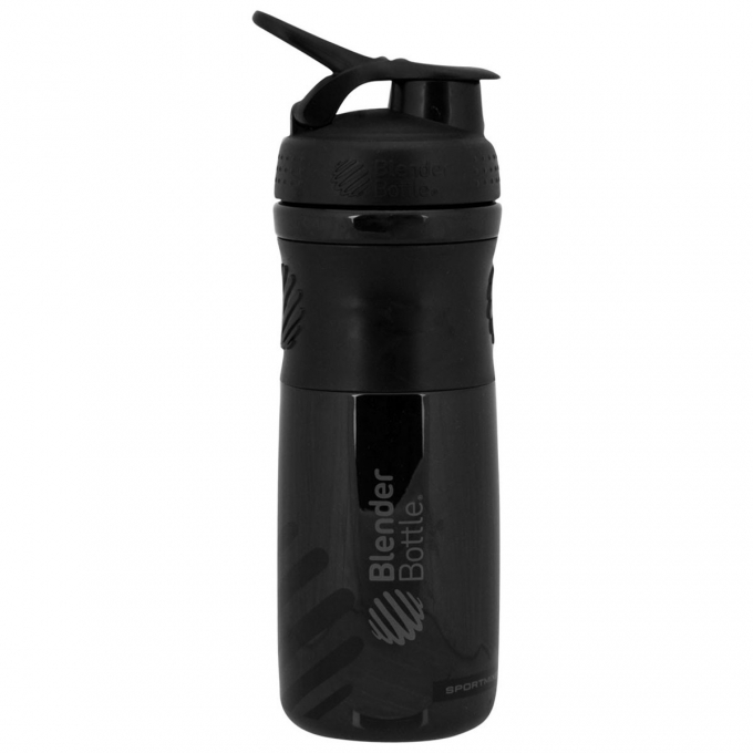 BLENDER BOTTLE SPORT MIXER PRETA  (830ML) - BLENDER BOTTLE