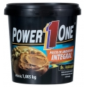 PASTA DE AMENDOIM INTEGRAL (1KG) - POWER ONE