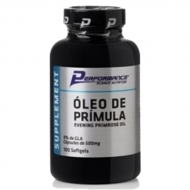 ÓLEO DE PRÍMULA (100 SOFTGELS) - PERFORMANCE NUTRITION
