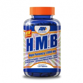 H.M.B - HUMAN MUSCLE BUILDER HIGH POTENCY 1000MG-  (120 CAPS) - ARNOLD NUTRITION