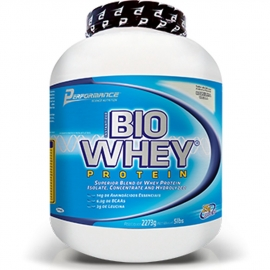 BIO WHEY (2,27KG) - PERFORMANCE NUTRITION