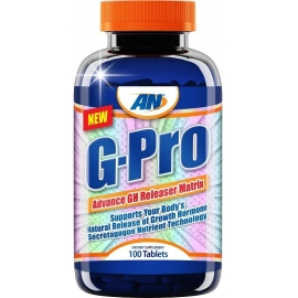 G-PRO ADVANCED GH RELEASER MATRIX (100 TABS) - ARNOLD NUTRITION