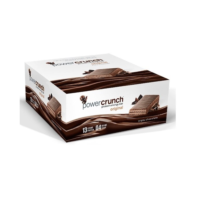 POWER CRUNCH BAR CAIXA