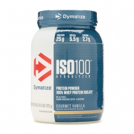 ISO-100 HYDROLYZED (725G) - DYMATIZE