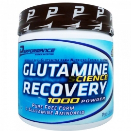 GLUTAMINE SCIENCE RECOVERY POWDER (300G) - PERFORMANCE NUTRITION