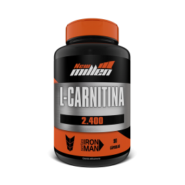 L-CARNITINA 2400 (90 CAPS) - NEW MILLEN