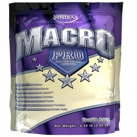 MACRO PRO GAINER (2,56KG) - SYNTRAX