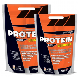 COMBO PROTEIN COMPLEX 1,8KG + 900G (2,7KG TOTAL) - NEW MILLEN