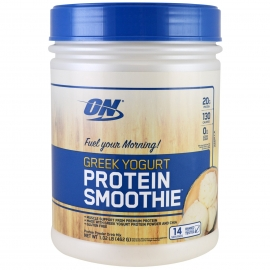 GREEK YOGURT PROTEIN SMOOTHIE (462G) - OPTIMUM NUTRITION