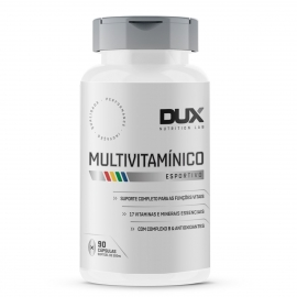 MULTIVITAMINICO ESPORTIVO (90 SOFTGELS) - DUX NUTRITION