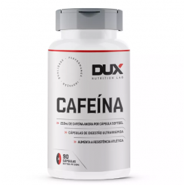 CAFEÍNA 210MG (90 SOFTGELS) - DUX NUTRITION
