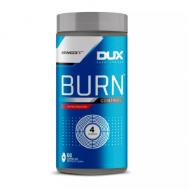 BURN CONTROL SEM ESTIMULANTE (60 SOFTGELS) - DUX NUTRITION