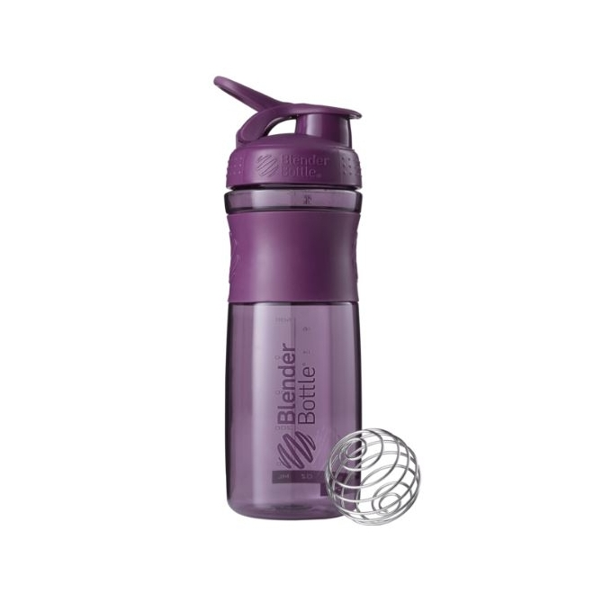 BLENDER BOTTLE SPORT MIXER ROXA  (830ML) - BLENDER BOTTLE