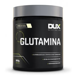 GLUTAMINA (300G) - DUX NUTRITION