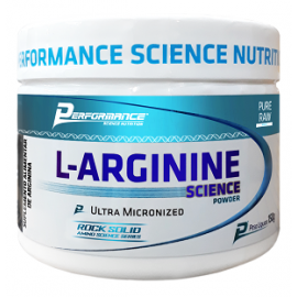 L-ARGININE SCIENCE POWDER (300G) - PERFORMANCE