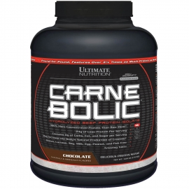 CARNEBOLIC HYDROLYZED BEEF PROTEIN ISOLATE (1,62KG) - ULTIMATE NUTRITION