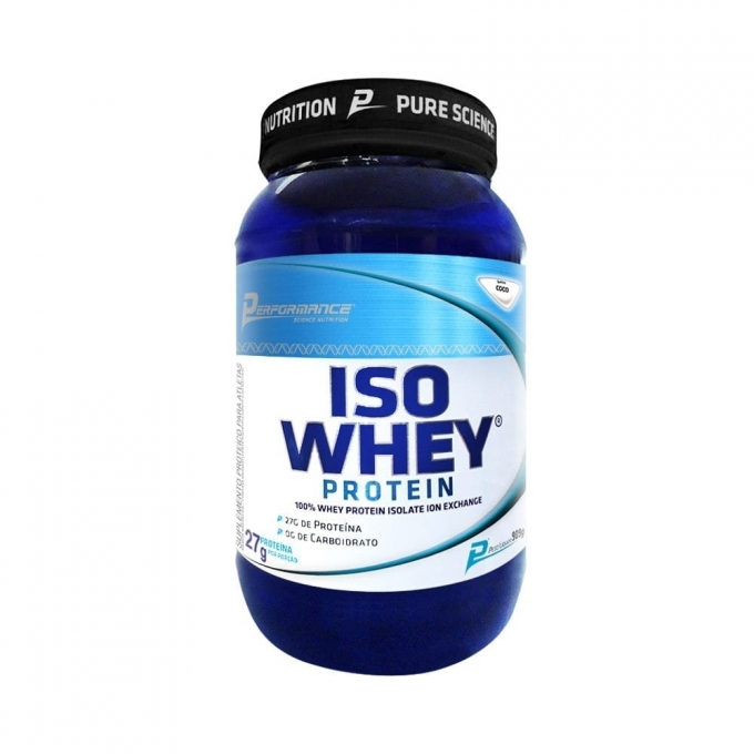 387e07ea0 ISO WHEY PROTEIN (909G) - PERFORMANCE NUTRITION