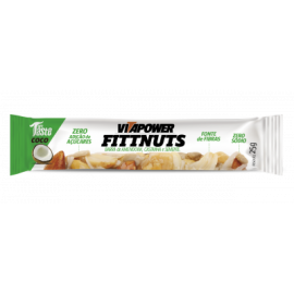 BARRA FIT NUTS COCO (1 UNIDADE) - VITA POWER