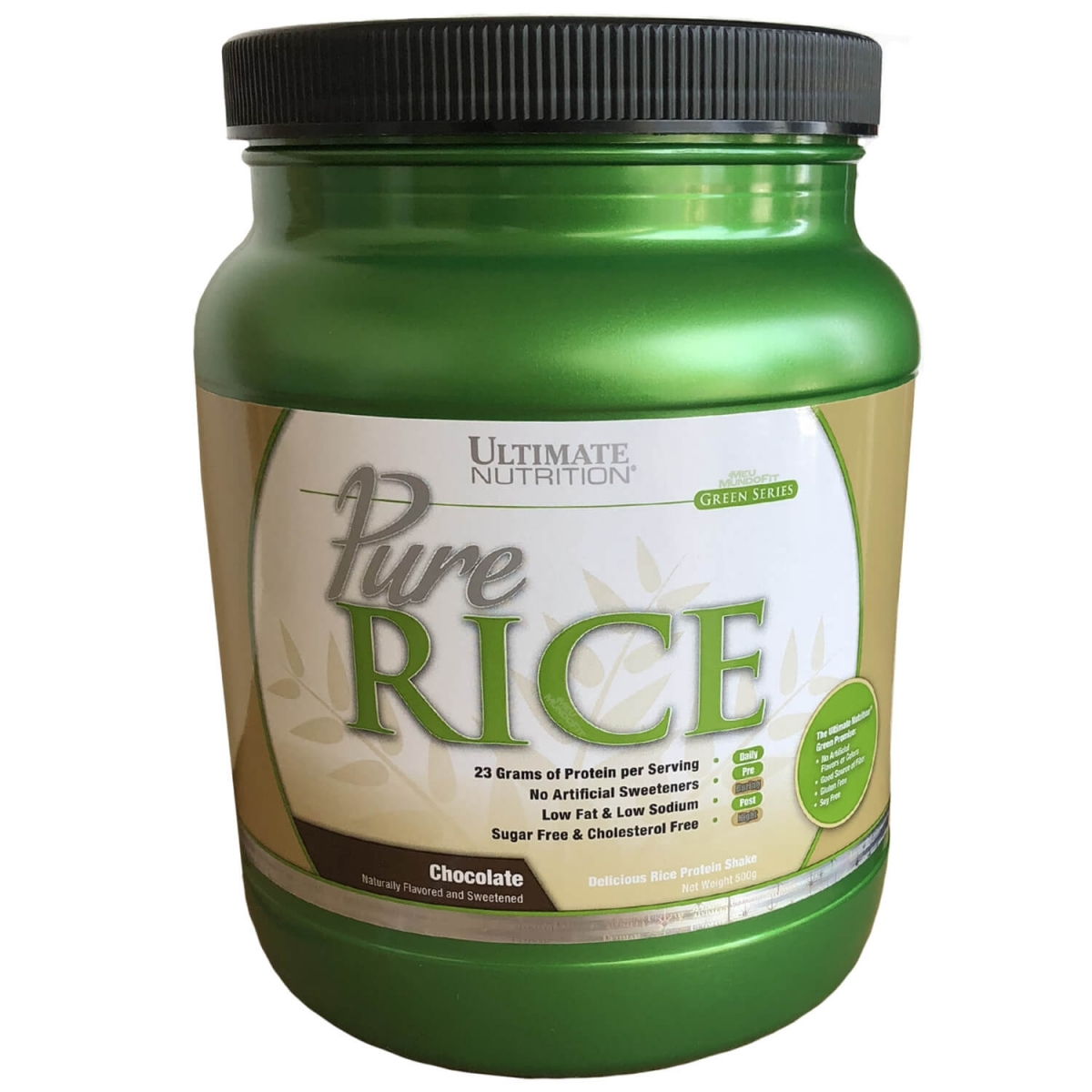 PURE RICE PROTEIN (500G) - ULTIMATE NUTRITION
