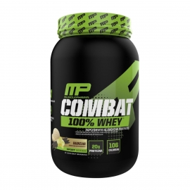 COMBAT 100% WHEY (900G) - MUSCLE PHARM