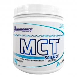 MCT SCIENCE POWDER (300G) - PERFORMANCE