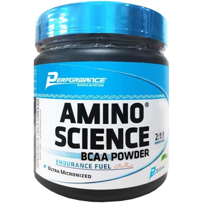 AMINO SCIENCE (600G) - PERFORMANCE NUTRITION