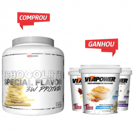 WHEY 3W SPECIAL FLAVOR (1,8KG) - PRO CORPS
