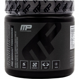 ASSAULT BLACK (300G) - MUSCLE PHARM