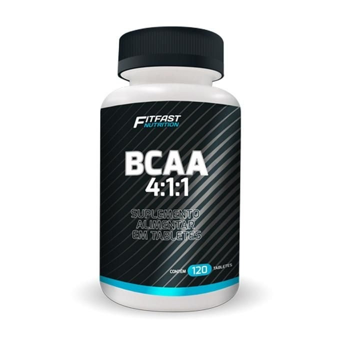 BCAA 4:1:1 (120TABS) - FITFAST NUTRITION