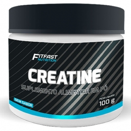 CREATINE (100G) - FITFAST NUTRITION
