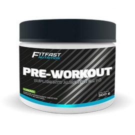 PRE-WORKOUT (300G) - FITFAST NUTRITION