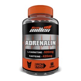 ADRENALIN (60 CAPS) - NEW MILLEN
