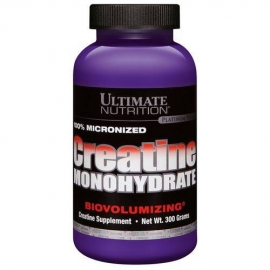 CREATINE 300G MONOHYDRATE (300G) - ULTIMATE NUTRITION