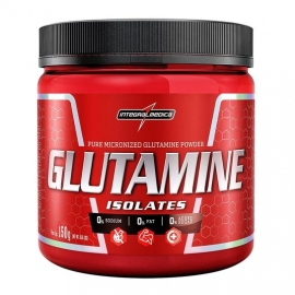 GLUTAMINE ISOLATES (150G) - INTEGRAL MEDICA
