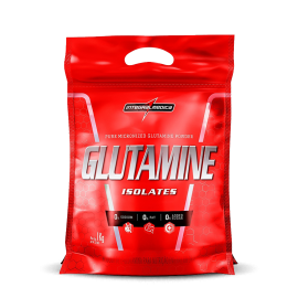 GLUTAMINE ISOLATES (1KG) - INTEGRAL MEDICA