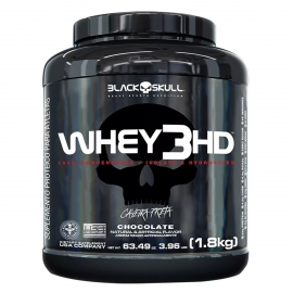WHEY 3HD (1,8KG) - BLACK SKULL