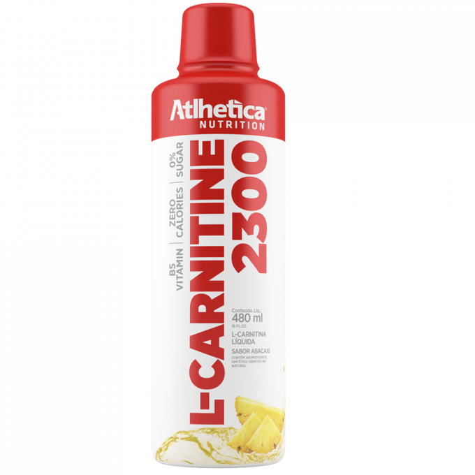 L-CARNITINE 2300 (960ML) - ATLHETICA