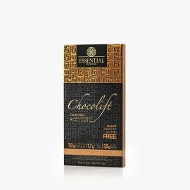 CHOCOLIFT BE POWERFUL COM NIBS DE CACAU (1 BARRA) - ESSENTIAL NUTRITION