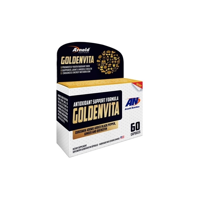 GOLDEN VITA (60 CAPS) - ARNOLD NUTRITION
