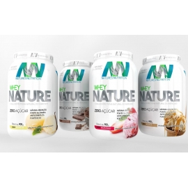 WHEY NATURE (900G) - NATURES NUTRITION
