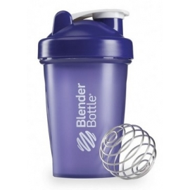 COQUETELEIRA BLENDER BOTTLE FULLCOLOR ROXA