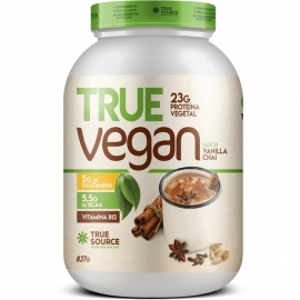 TRUE VEGAN ISOLADO (837G) - TRUE SOURCE NUTRITION